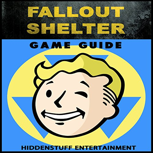 Fallout Shelter Game Guide cover art
