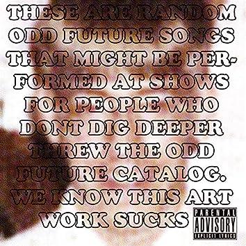 12 Odd Future Songs