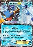 Pokemon Swampert EX Card (#XY-55) Rare/Holo-Foil Promo