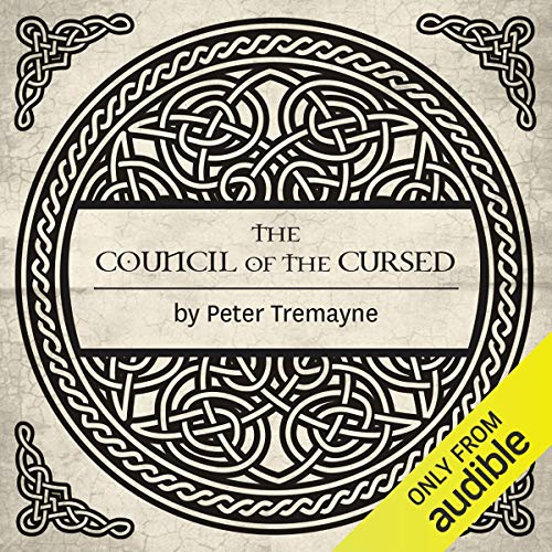 The Council of the Cursed audiobook cover art