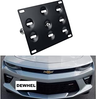 Best camaro front license plate holder Reviews