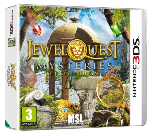 Jewel Quest Mysteries III : la septième porte Importación