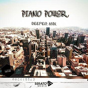 Piano Power (Deeper Mix) (feat. Tumi)