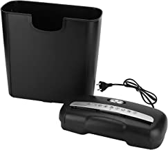$37 » Paper Shredder,Shredder Office Equipment,220V Home Office Electric Shredder for Paper and Credit Card Strip Cut Destroy (E...