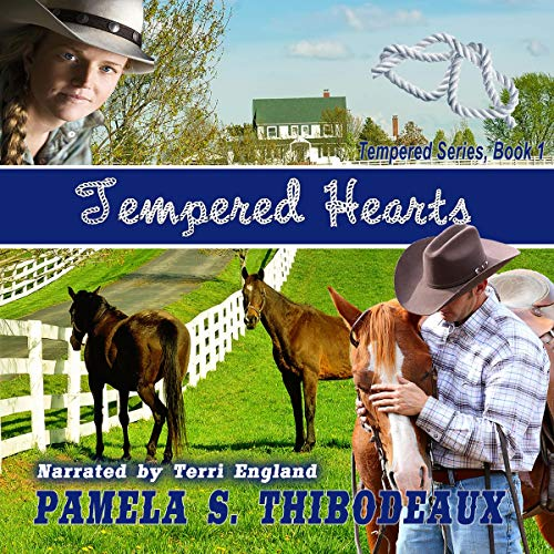 Tempered Hearts: Tempered Series: Edgy Inspirational, Book 1
