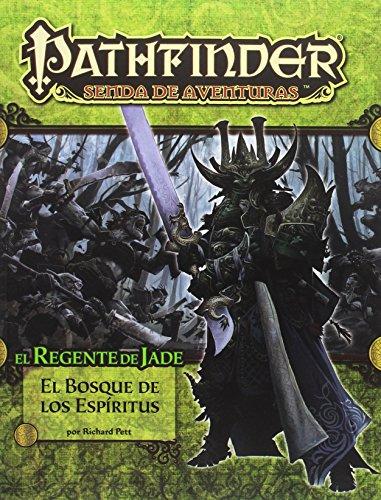 Devir- Pathfinder: el Regente de Jade: El Bosque de los espíritus, Miscelanea (PFREJA4)