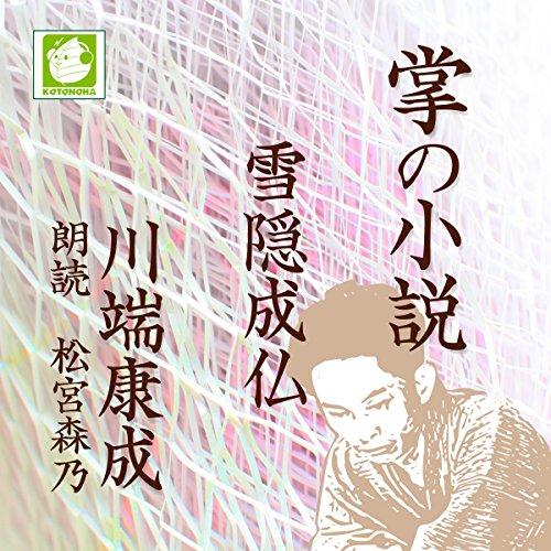 『雪隠成仏』のカバーアート