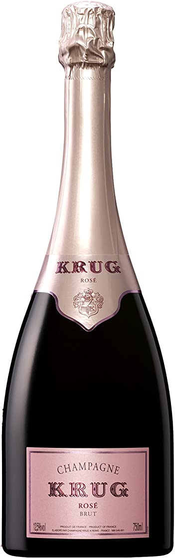 Champagne krug brut rose - 0.75 l FT-SW-0339-NV