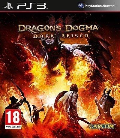 Bester der welt Dragons Dogma Dark Arisen PS-3 AT
