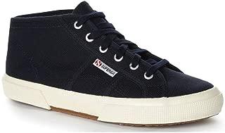 Superga 2754 Cotu Shoes 9.5 B(M) US Women / 8 D(M) US Navy