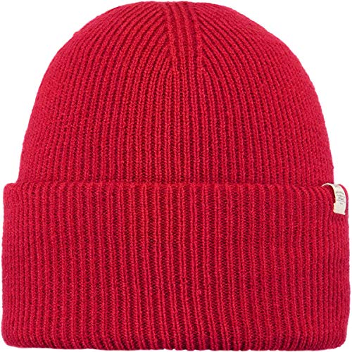 Barts Damen Haveno Mütze, red, ONE Size