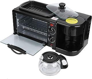 Four Micro-ondes Combi Mini Four Électrique Rôti Gril Poêle À Frire Grille-pain Gâteau Machine À Pain Œufs Frits Omelette ...