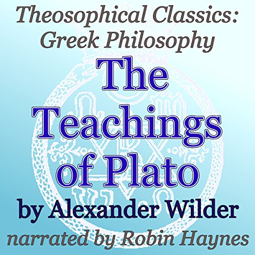The Teachings of Plato audiobook cover art