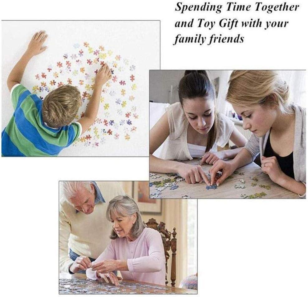 LIUNA Legpuzzels 1000 Stuks Legpuzzels Family Houten Puzzels Brain Challenge Puzzel For Kinderen Kinderen Volwassenen (Color : Style 1) Style 3