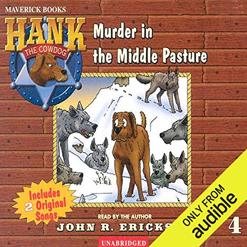 Murder in the Middle Pasture  By  cover art