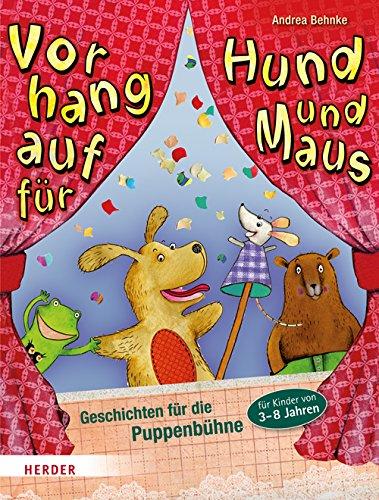 Vorhang auf für Hund und Maus
