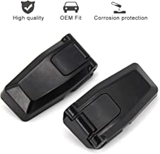 N/ A Rear Window Hinge Tailgate Liftgate Glass Hinge Kits Replacement for 2008-2012 Jeep Liberty 08-12 Jeep Liberty 570100...