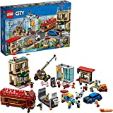 LEGO City Capital City 60200 Building Kit (1211 Pieces) (Discontinued by Manufacturer)
