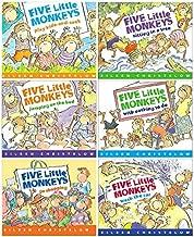 Five Little Monkeys 6 Book Set
