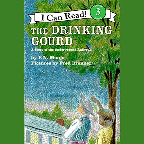 The Drinking Gourd audiobook cover art