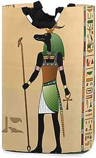 Religion Of Ancient Egypt Panier à linge Panier à linge Sac à linge sale Seau pliable Poubelle à laver Jouets Organisateur...