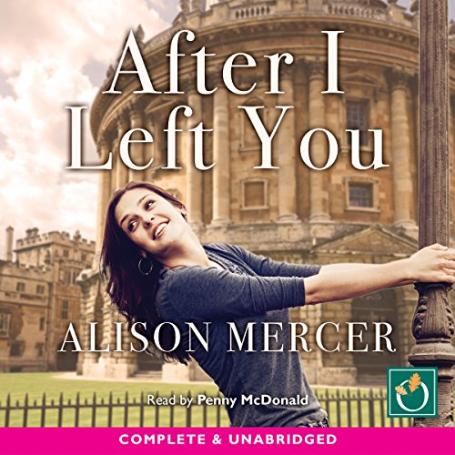 After I Left You audiobook cover art