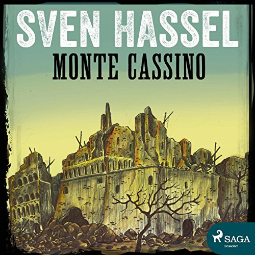 Monte Cassino audiobook cover art