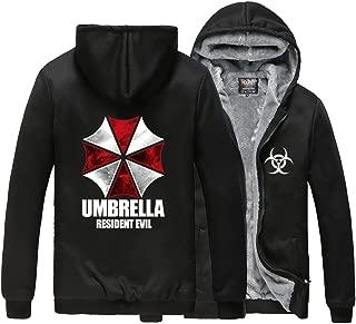Leisure Unisex Jacket Sweatershirt Hoodie Thicken Coat