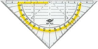WEDO Equerre géométrique Standard hypoténuse 16 cm