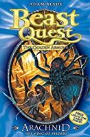 Beast Quest: Arachnid the King of Spiders: Series 2 Book 5