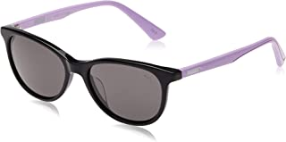 Puma Boy's PJ0022S PJ0022S-007 47 Rectangular Sunglasses, Pink, 47 mm