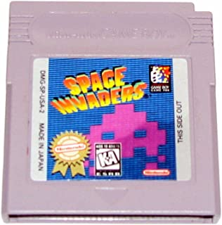 space invaders game boy color