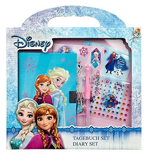 Undercover FRSW4461 - Tagebuchset, Disney Frozen