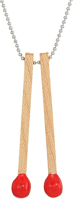 DSQUARED2 Matchstick Necklace