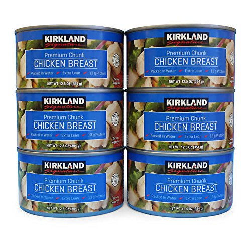 Kirkland Signature Chicken Breast (Chicken Breast -6 Count)
