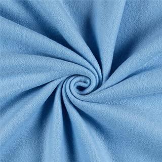 Best baby blue fleece fabric Reviews