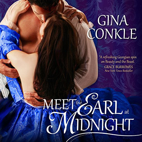 Meet the Earl at Midnight audiobook cover art