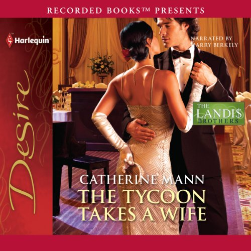 The Tycoon Takes a Wife audiobook cover art