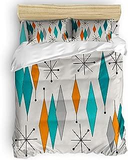 Best mid century modern comforter Reviews