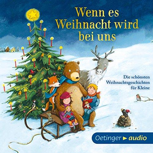 Wenn es Weihnacht wird bei uns audiobook cover art