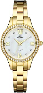 Louis Martin Dress Watch For Unisex Analog Stainless Steel - lm2079