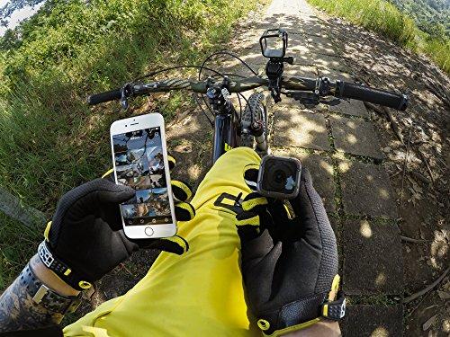 GoPro HERO5 Session Action Kamera (10 Megapixel) schwarz/grau - 7