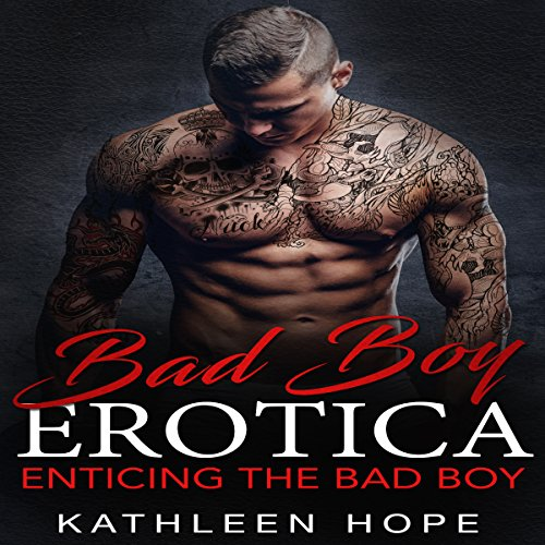 Bad Boy Erotica: Enticing the Bad Boy audiobook cover art