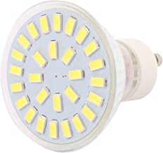 X-DREE 220V-240V GU10 LED Light 4W 5730 SMD 28 LEDs Spotlight Down Lamp Bulb Lighting Pure White (4dafd5de-a222-11e9-8d7c-...