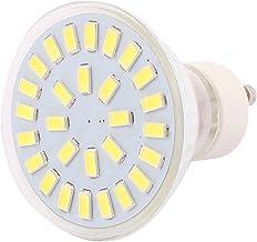 X-DREE 220V-240V GU10 LED Light 4W 5730 SMD 28 LEDs Spotlight Down Lamp Bulb Lighting Pure White (4dafd5de-a222-11e9-8d7c-...