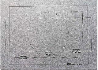 Tapis Puzzle Roll up 1500 2000 3000 Pièces Portapuzzle Accessoire pour Puzzle Support pour Puzzle (Tapis Simple sans Jeu d...
