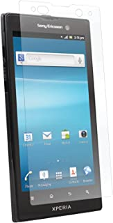 BodyGuardz BZ-HSXI-0412 HD Anti-Glare/Anti-Fingerprint Screen Protectors for Sony Xperia Ion - 2 Pack - Retail Packaging -...