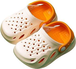 Sponsored Ad - Toddler Kids Girls Boys Classic Graphic Garden Clogs,Water Shoes Sneakers Clogs Slide Summer Children Beach...