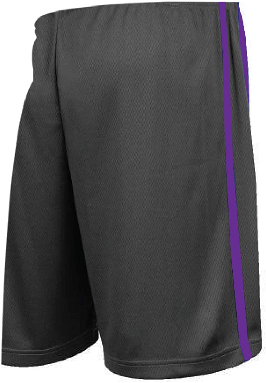 Profile Varsity Mens Big /& Tall Athletic Shorts