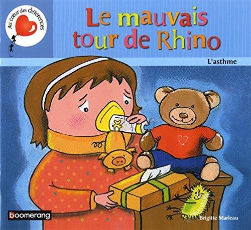 Le mauvais tour de Rhino : L'asthme